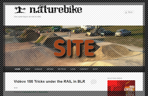 Naturebike Site